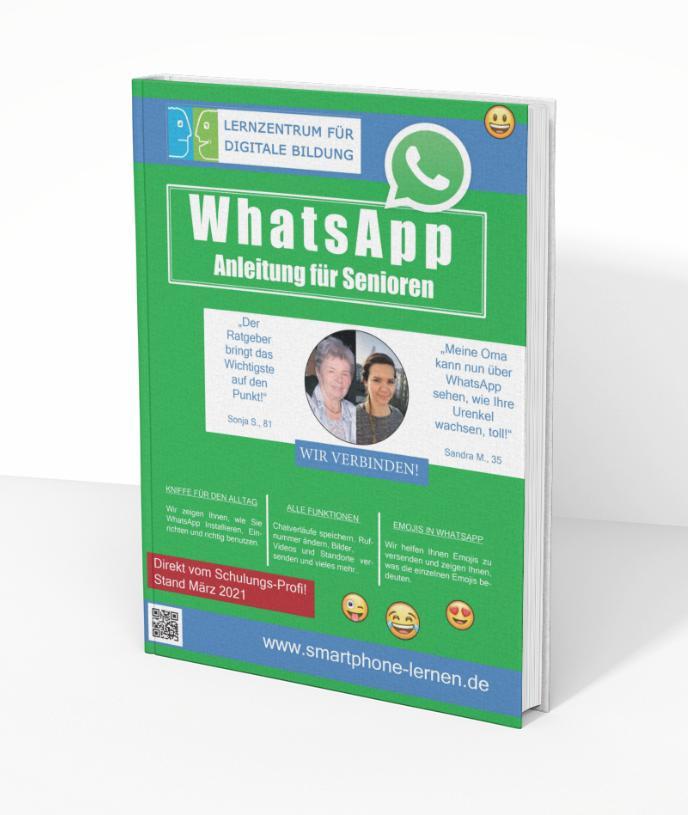 K1600 WhatsApp Anleitung Cover