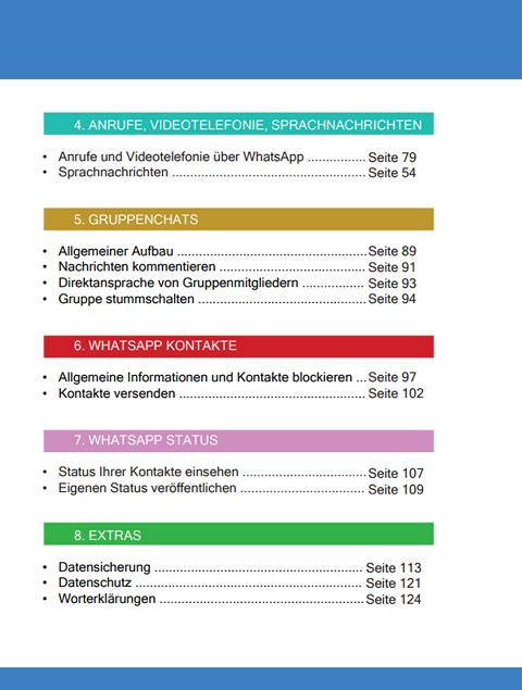 K640 Inhaltsverzeichnis 2